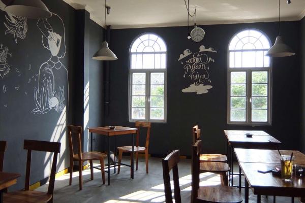 Café Hits Di Tangerang