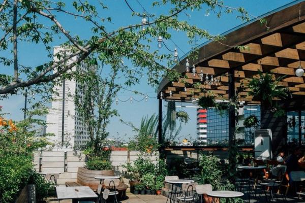 Lounge Dan Bar Jakarta