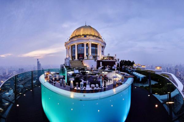 Rooftop bar terpopuler