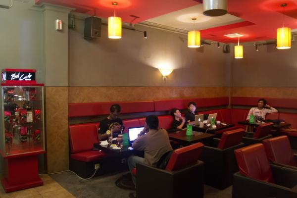 Cafe Murah Meriah