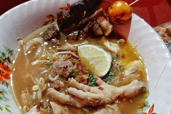 Kuliner Kaki Lima Jakarta