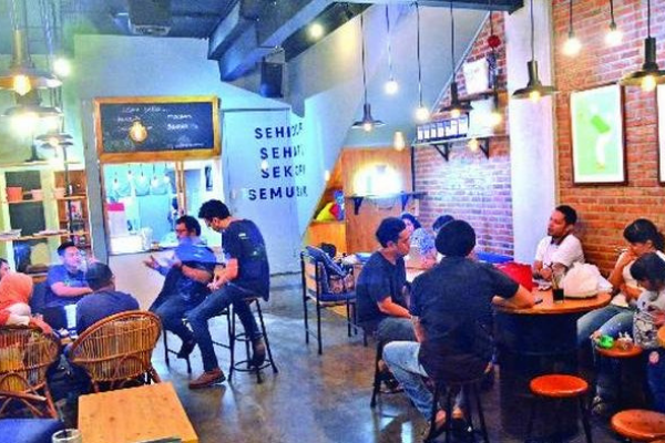 Kedai Kopi Hits Indonesia
