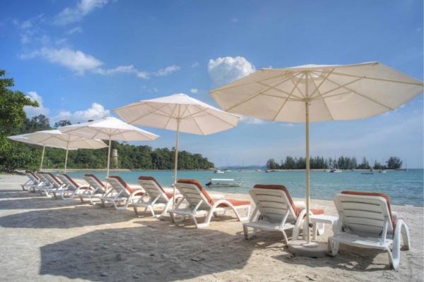 Pantai Tersembunyi Di Malaysia