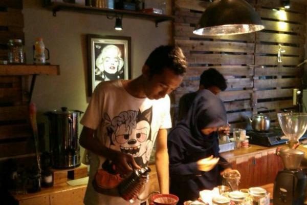 Kedai Kopi Di Jambi