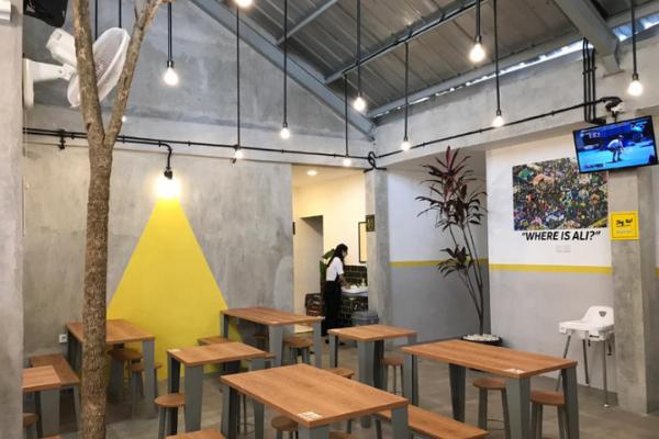 Rekomendasi Cafe Pasar Lama
