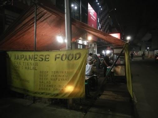 Warung Tenda Makanan Jepang