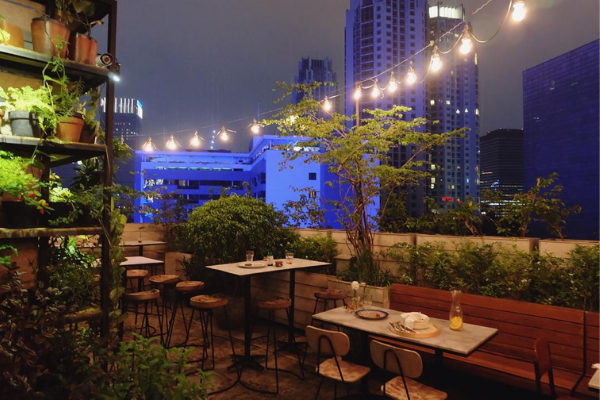 Bar hits di Jakarta