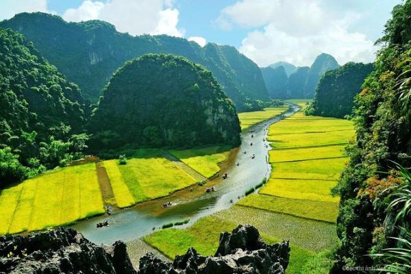Tempat Wisata Kece Di Vietnam