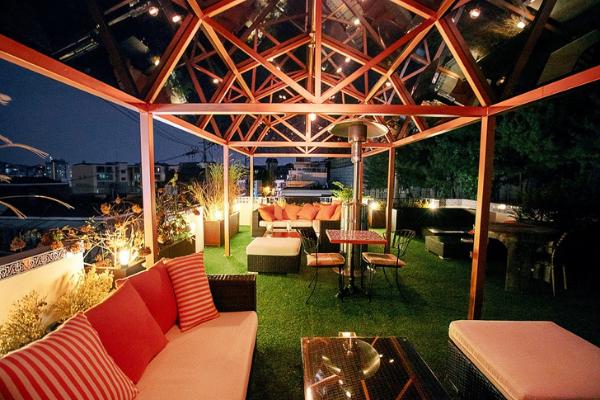 Rooftop Bar Di Seoul
